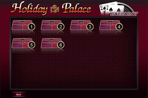 ล็อบบี้ Holiday Palace