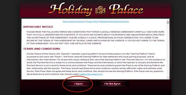 holiday-palace-rules